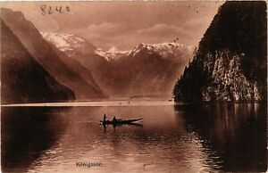 CPA-AK-Konigssee-Berchtesgaden-GERMANY-879243