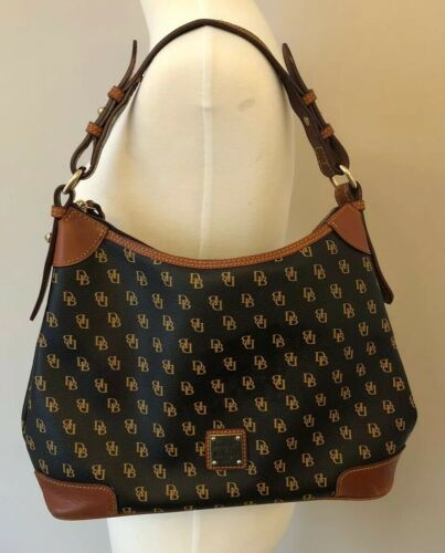 EUC Dooney & Bourke Greta Hobo Bag