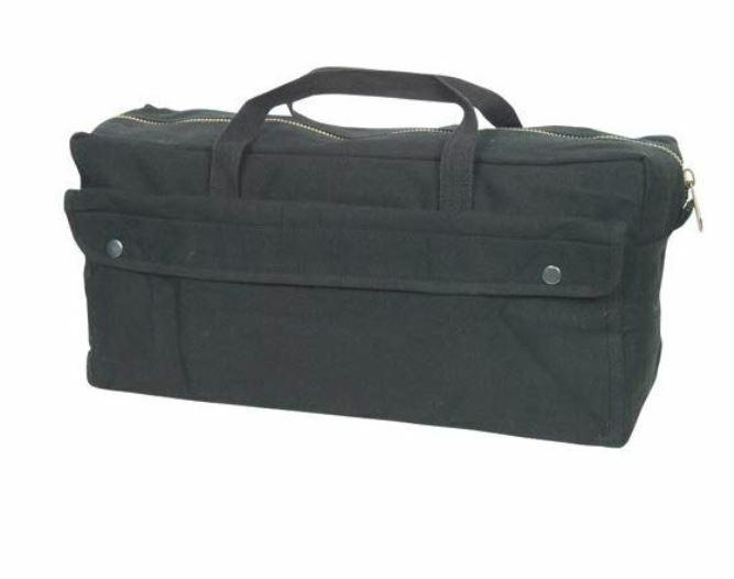 Fox Outdoor Products Jumbo Mechanic's Tool Bag (Black, 40-66) **NEW**