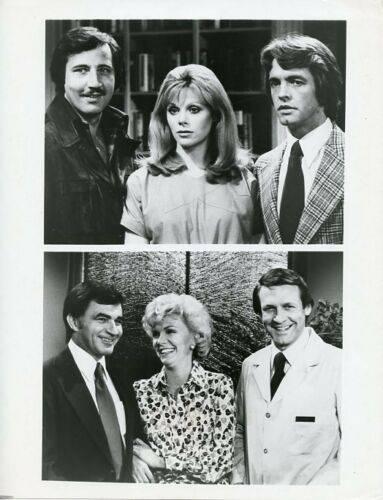 RON-HARPER-SMILING-LOVE-OF-LIFE-SOAP-OPERA-CAST-ORIGINAL-1980-CBS-TV-PHOTO