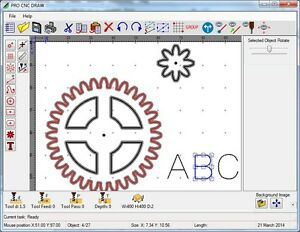Details about G code program for 2d drawing, dxf / gerber to G-code for CNC  USB License Dongle