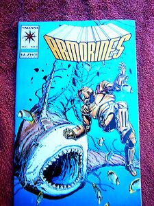 DRACULA-ARMORINES-VOL-1-No-2-AUGUST-1994-VALIANT-COMICS-1