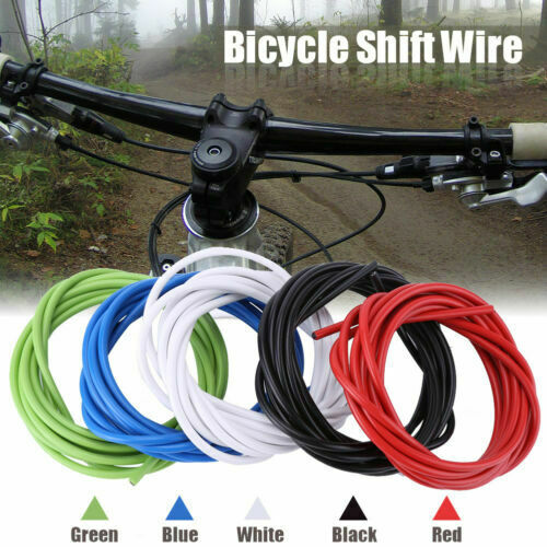 MTB Road Bicycle Shift Line Brake Cable Sets Universal Housing Kit Smooth