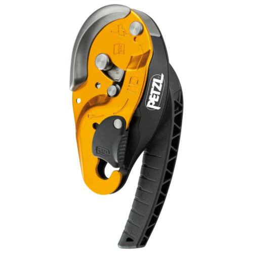 I'D S ANSI descender by Petzl Yellow