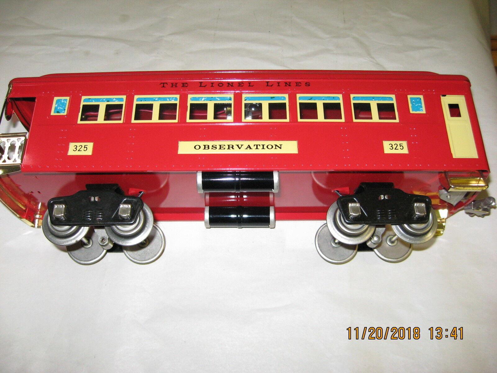 Lionel Classics 13400, 13401, 13402 Brand New in Original Boxes