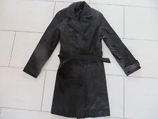 sehr schöne schwarze Damen-Jacke Mantel Größe 38
