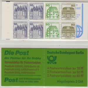 BERLIN-Mi-MH-13-aoZ-034-Die-Post-034-postfrisch-ansehen-MW-17-JKE-141-2