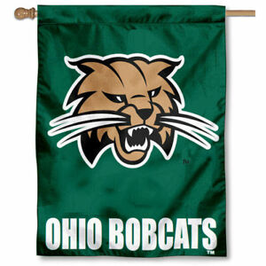 Ohio Bobcats House Flag