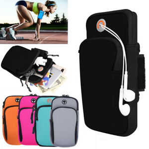 Sport-Armband-Running-Jogging-Gym-Arm-Band-Pouch-Holder-Bag-Case-For-Cell-Phone