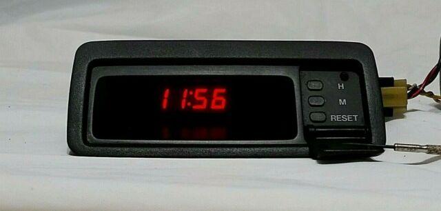 94 95 96 97 98 99 00 01 Jdm Acura Integra Amber Clock Dc2