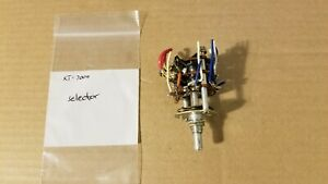 Kenwood KT-7000 tuner - selector switch