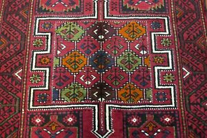 Authentic-Wool-RNRN-352-3-039-8-039-039-x-6-039-7-039-039-Persian-Balooch-Rug