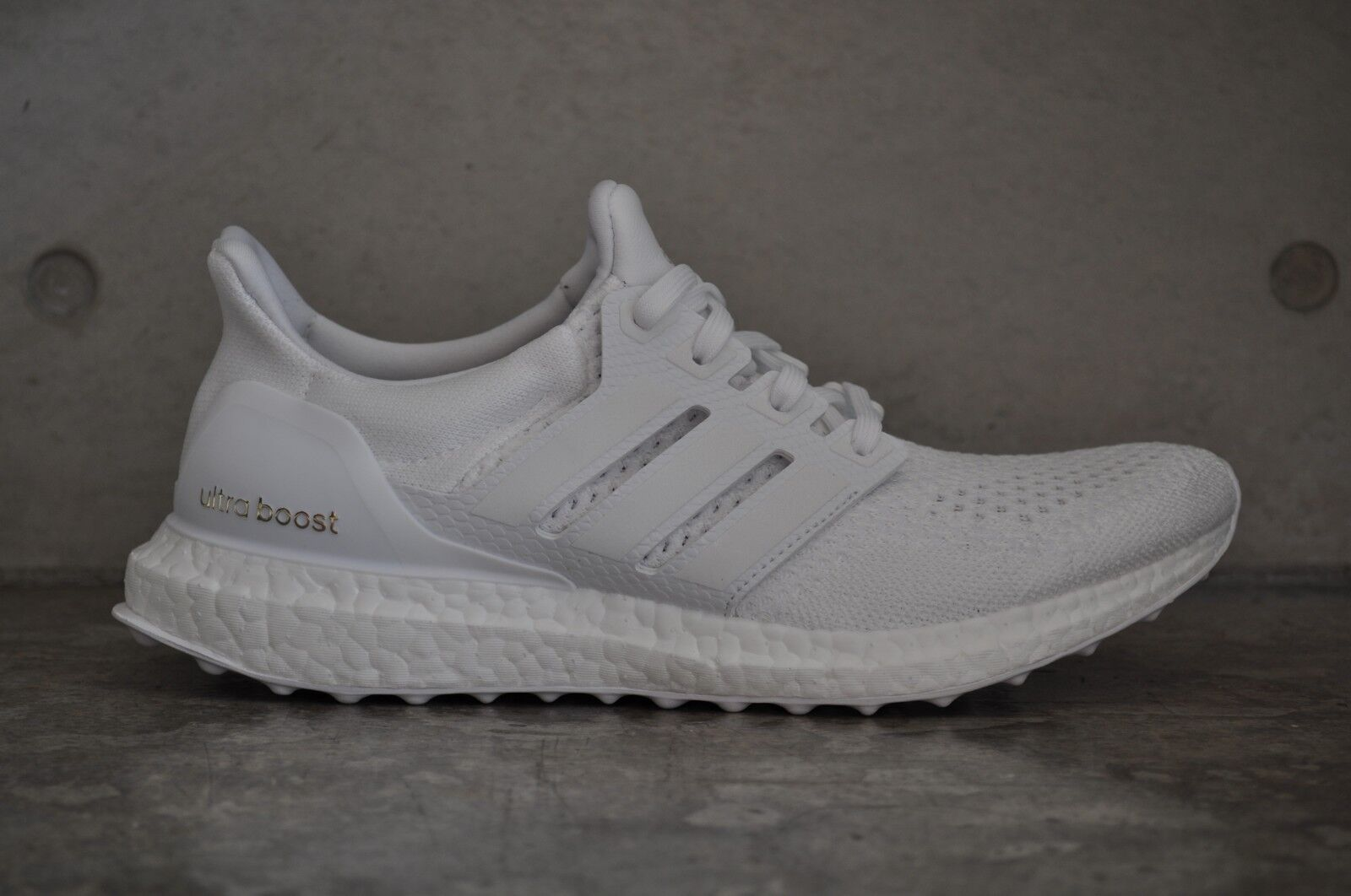 Adidas Ultra Boost J\u0026D Triple White 7
