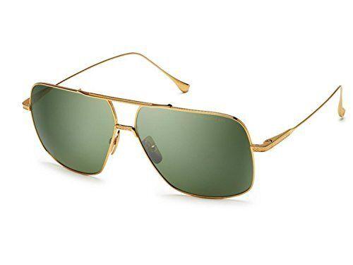 7b8ea5abad16 DITA Sunglasses Flight.005 61mm 18k Gold Authentic for sale online | eBay