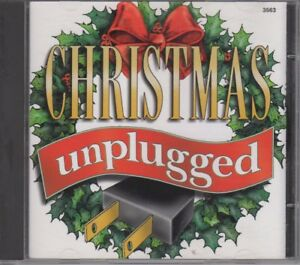 Christmas-Unplugged-Ed-Sweeney-Music-CD