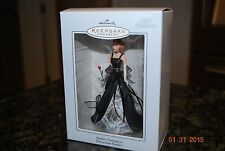 2005 Hallmark Club Exclusive Barbie Heather Fonseca Designer Spotlight Ornament