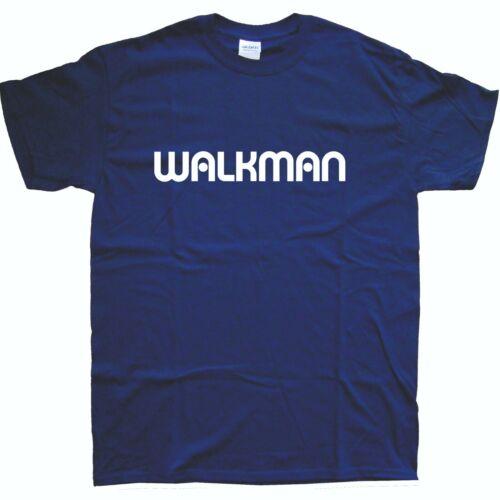 WALKMAN ii new T-SHIRT in 15 Colours sizes S M L XL XXL