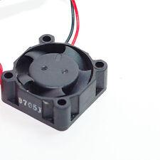 5v ~ 7.2v 25mm Cooling Fan for brushless ESC motor RC 1/10 1/8 2s lipo