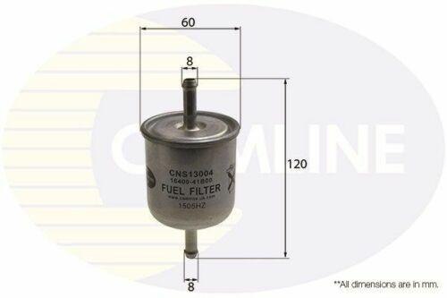 Filtre carburant pour Isuzu Trooper II 3.2 91 /> 98 6VD1 Essence UBS25 UB 6VD1 Comline