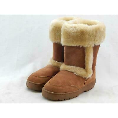 Style & CO Women's Witty Tan Winter Boots 6M