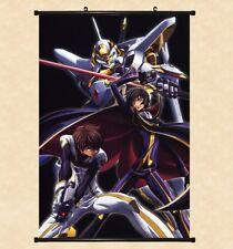 "8/""*12/"" Home Decor Japan Anime Code Geass cosplay Wall Poster Scroll 1062"
