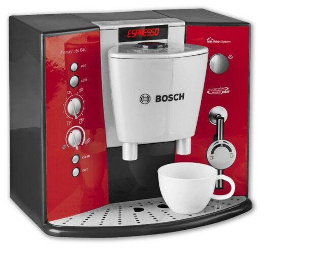 Theo klein 9569 - Bosch Kaffeemaschine mit Sound Spielzeug ...