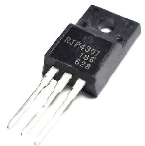 RJP4301APP-RENESAS-IGBT-430V-200A-PULSE-TO-220F-NEW-UK-STOCK
