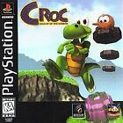 Croc: Legend of the Gobbos (Sony PlayStation 1, 1998) - European Version