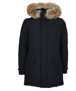 Woolrich-Polar-Parka-HC-WF1111-CN03-BLACK-da-Uomo-NUOVO-con-etichetta-Arctic