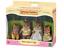 multicolor Sylvanian FAMILIES 4172 famiglia noce scoiattolo