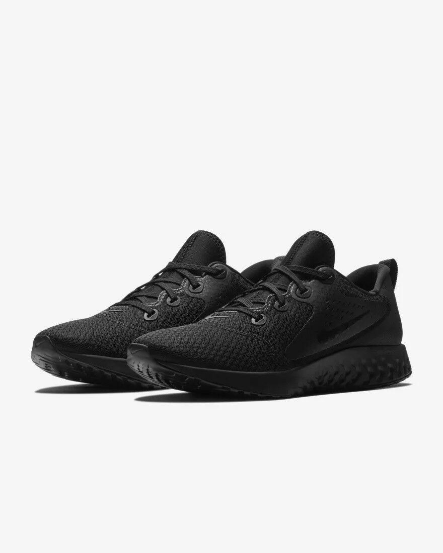 AA1625-002 Men's Nike Legend React Running Black Black Sizes 8-13 NIB