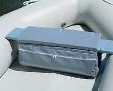 """Taylor Made Inflatable Boat Under Seat Storage Bag 888 Grey 10"""" x 24"""""""