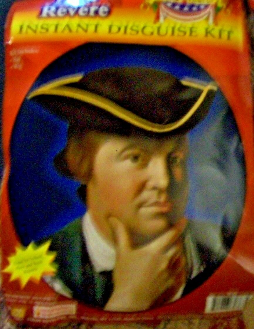 Nostradamus Costume Accessory Kit 2 Piece Blue Hat /& Gray Beard Historical Kit