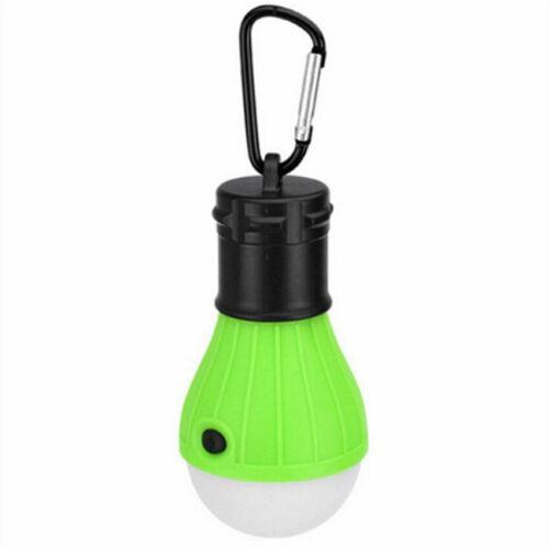 Camping Lantern Waterproof Portable Emergency LED Tent Light Battery Powered UK