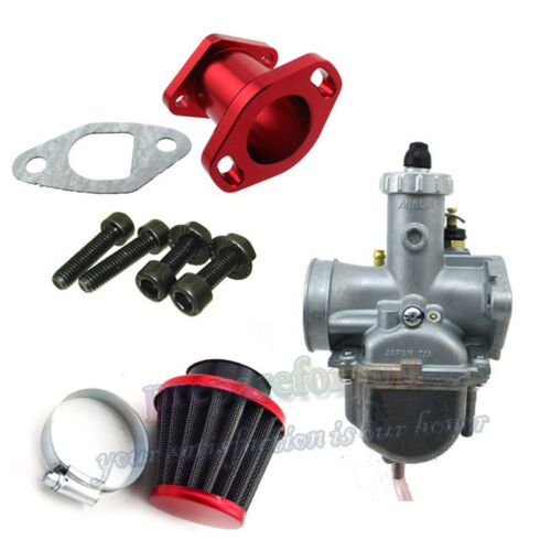 Carburateur Filtre à air d/'admission pour GX200 196cc Predator 212cc Mini Bike Go Kart
