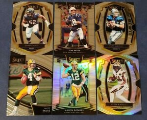 2018-Select-Football-Concourse-Premier-Field-Level-Base-and-Prizm-You-Pick