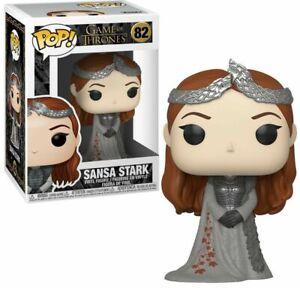 Sansa Stark Game of Thrones #82 Funko Pop Figurine
