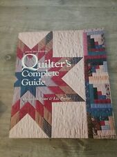 Quilter's Complete Guide by Oxmoor House Staff (1993, Hardcover)