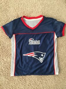 NFL New England Patriot Play 60 Reversible Flag Football Jersey ... caf5b1879