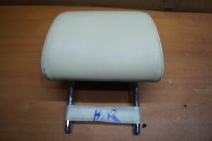 Genuine-Audi-A6-4F-Headrest-valcona-Leather-Cream-4f0885974e-9E4-Rear-Right