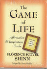 Game of Life: Affirmation and Inspiration Cards - Positive Words for a Positive Life by Florence Scovel Shinn (Paperback, 2000)