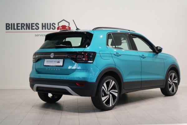 VW T-Cross 1,0 TSi 115 Life DSG - billede 1