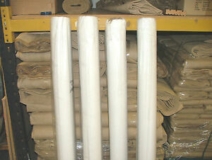 Details About 50 Metres White 100 Cotton Soft Muslin Sheer Curtain Fabric Material