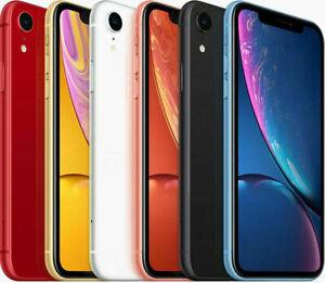Apple iPhone XR 256GB 🔥WIE NEU🔥Schwarz Weiß Rot Koralle Blau Gelb sow vorrätig