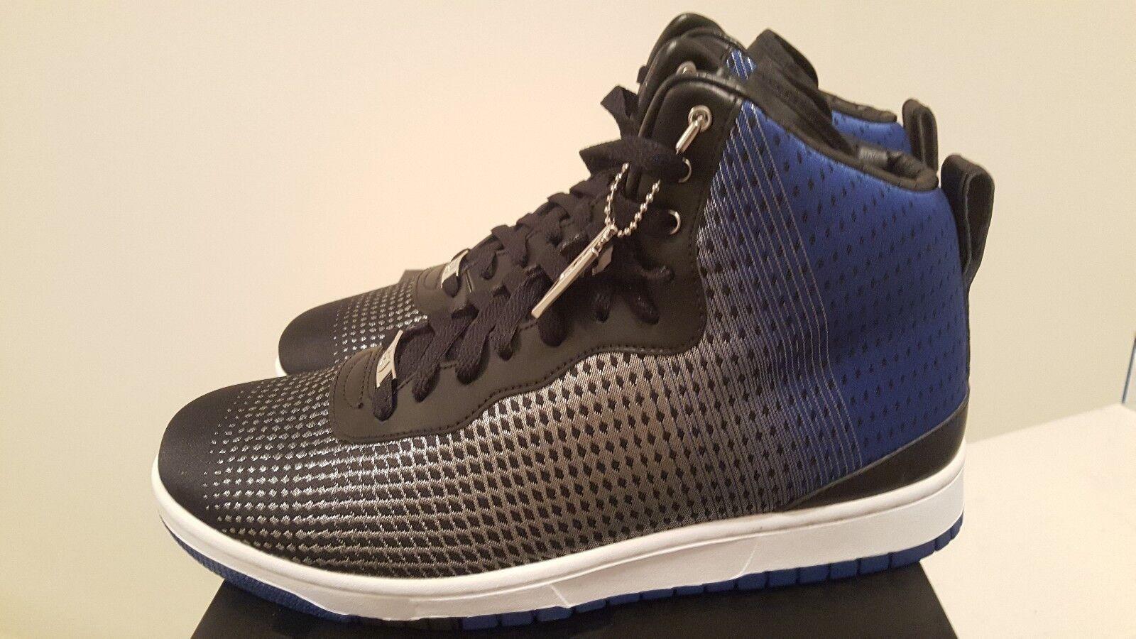 Nike KD Vlll 8 NSW Lifestyle Met Silver GM Royal  10.5  Sample Basketball Shoes