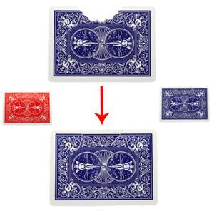 Professional-Bite-Out-Card-Magic-Tricks-Card-Magic-Illusions-Card-Trick-StageBJH
