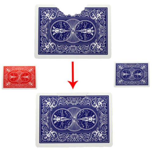 Professional mordre carte magie astuces carte Magic illusions carte astu 9H