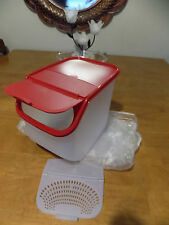 NEW~Tupperware Large 8.3L  Access Mate W/Vent out panel~Brand new