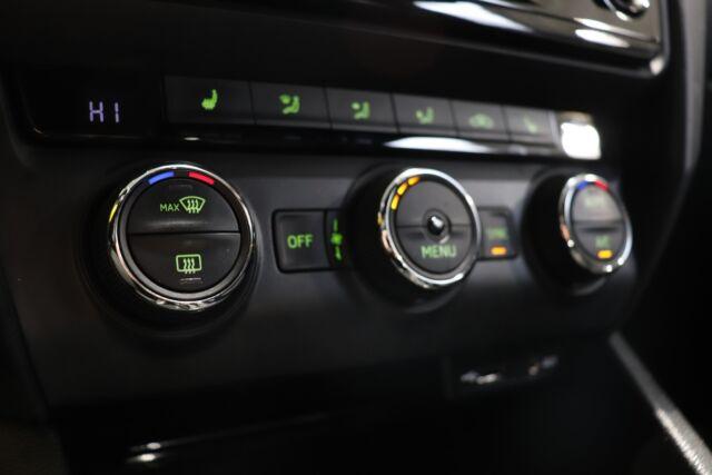 Skoda Octavia 2,0 TSi 220 RS DSG
