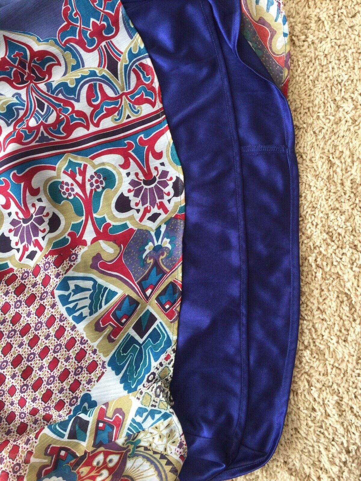 Women boho sleveless full lenght dress - image 7